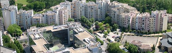 Ville de cergy grand centre for Piscine cergy prefecture